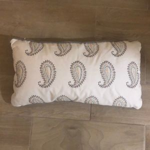New without tags lumbar pillow